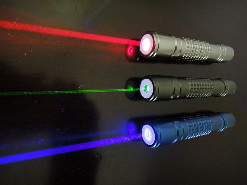 Laser, oggetto del premio Nobel per la Fisica 2018