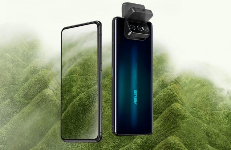 Nuovo ZenFone 8