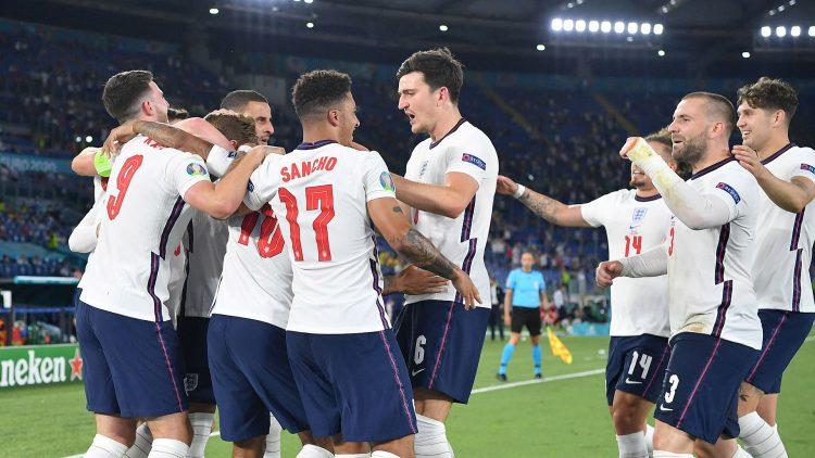 Inghilterra batte Ucraina